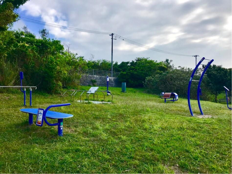 グスクロード公園の設備