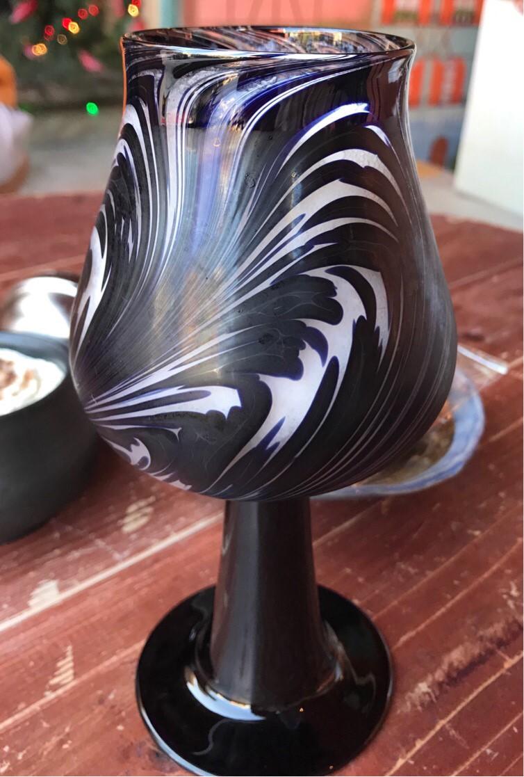 タイムレスチョコレート グラス 比嘉奈津子